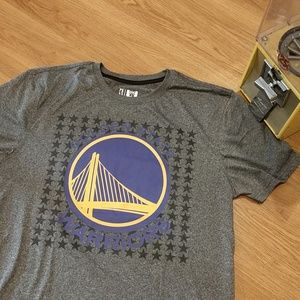 NWOT Golden State Warriors Curry #30 Dry-fit